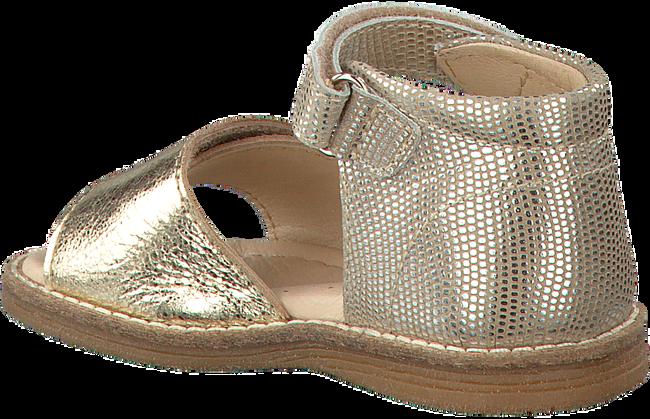 Gouden CLIC! Sandalen 9189  - large