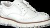 Witte BANA&CO Veterschoenen 24545  - small