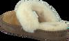 Bruine UGG Pantoffels AIRA  - small