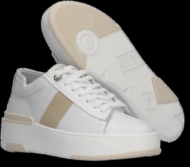 Witte VIA VAI Lage sneakers JESSY STRIPE  - large