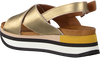 Gouden ROBERTO D'ANGELO Sandalen CORDO  - small
