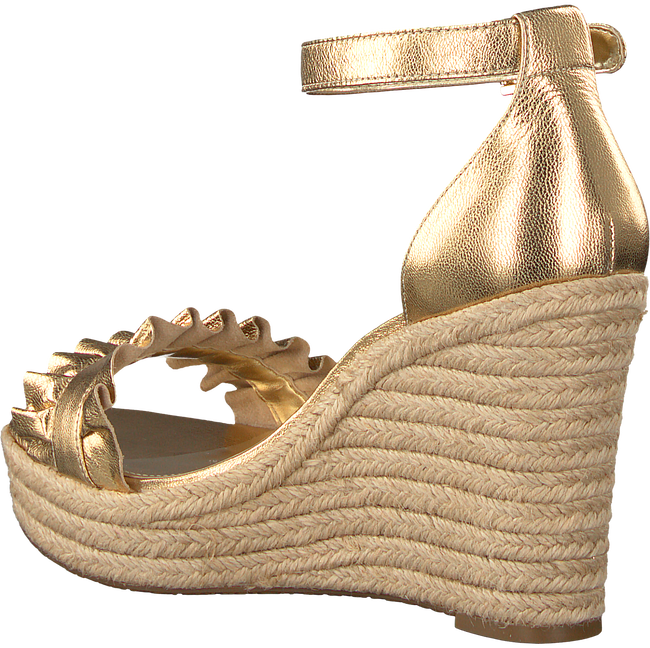 Gouden MICHAEL KORS Espadrilles BELLA WEDGE - large