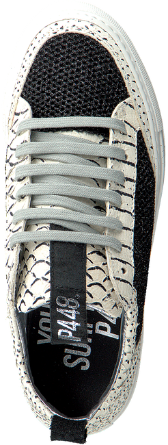 Witte P448 Sneakers E8SOHO - large