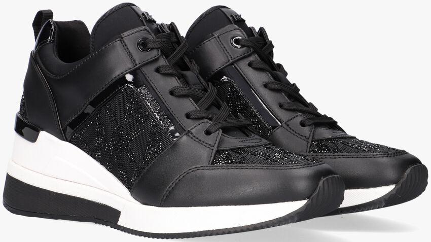 Zwarte MICHAEL KORS Lage sneakers GEORGIE TRAINER  - larger