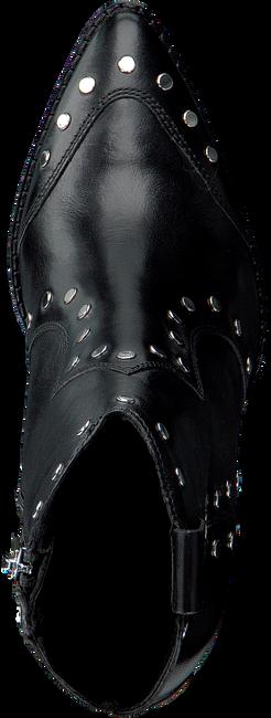 Zwarte BRONX Enkellaarsjes 34001 - large