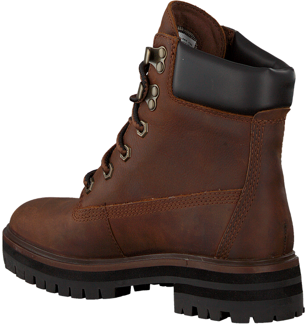 Bruine TIMBERLAND Veterboots LONDON SQUARE 6IN BOOT  - large