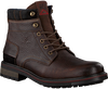 Bruine NZA NEW ZEALAND AUCKLAND Veterboots FOXTON HIGH  - small