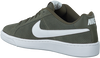 Groene NIKE Sneakers COURT ROYALE SUEDE MEN  - small
