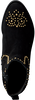 Zwarte ROBERTO D'ANGELO Enkellaarsjes 8407B - small