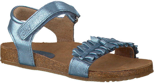 Blauwe CLIC! Sandalen 8969 - large