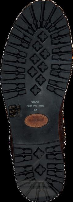 Bruine BLACKSTONE Enkelboots SG54  - large