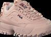 Roze FILA Sneakers DISRUPTOR KIDS  - small