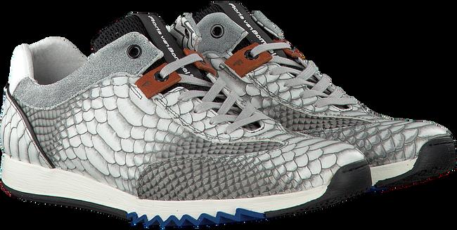 Grijze FLORIS VAN BOMMEL Sneakers 16219  - large
