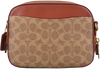 Cognac COACH Schoudertas CAMERA BAG  - small