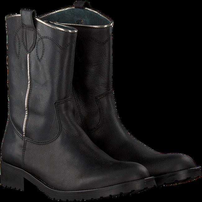 Zwarte HIP Lange laarzen H1169  - large