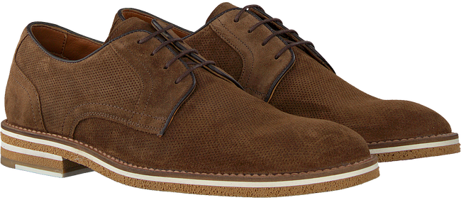 Cognac MAZZELTOV Nette schoenen 5406  - large
