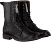 Zwarte BANA&CO Lange laarzen 45315  - small