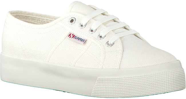 Witte SUPERGA Sneakers 2730 COTU - large
