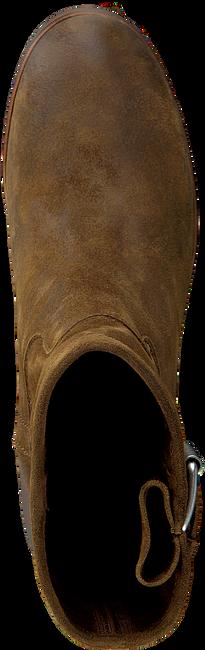 Bruine SHABBIES Enkellaarsjes 182020208 - large