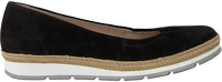 Zwarte GABOR Instappers 400.1 - medium