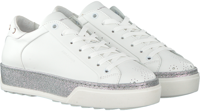Witte AMA BRAND DELUXE Sneakers 835 - large
