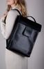 Zwarte MYOMY Rugtas MY HOME BAG BACKBAG  - small