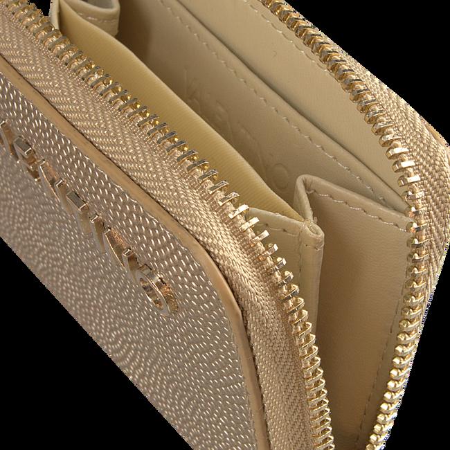 Gouden VALENTINO HANDBAGS Portemonnee DIVINA COIN PURSE  - large