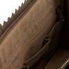 Taupe MYOMY Handtas MY PAPER BAG HANDBAGCROSSBODY - small