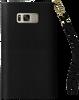 Zwarte IDEAL OF SWEDEN Telefoonhoesje MAYFAIR CLUTCH GALAXY S8 - small