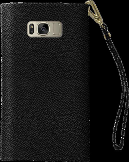Zwarte IDEAL OF SWEDEN Telefoonhoesje MAYFAIR CLUTCH GALAXY S8 - large