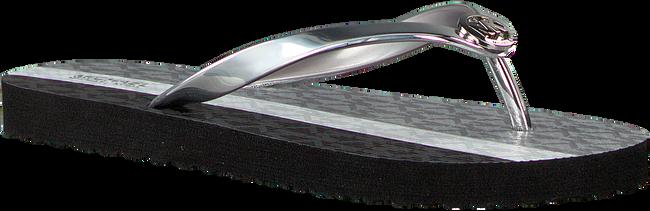 Zilveren MICHAEL KORS Slippers MK FLIP FLOP  - large