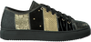 Zwarte STOKTON Sneakers 636  - small