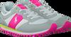 Grijze POLO RALPH LAUREN Sneakers SLATON KIDS  - small