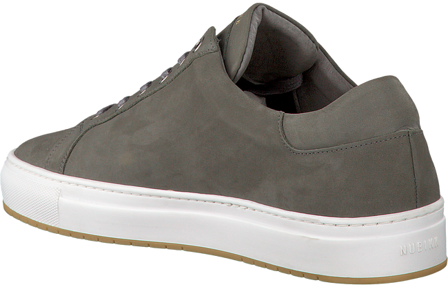 Grijze NUBIKK Sneakers PURE MIELE MEN  - large