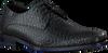 Groene FLORIS VAN BOMMEL Nette schoenen 18159  - small