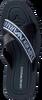 Blauwe EMPORIO ARMANI Slippers X4P079  - small