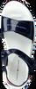 Blauwe TOMMY HILFIGER Sandalen PLATFORM VELCRO SANDAL  - small