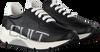 Zwarte CULT Lage sneakers C5 - small