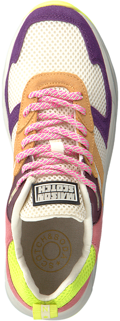 Multi SCOTCH & SODA Lage sneakers CELEST - large