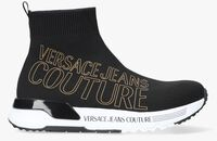 Zwarte VERSACE JEANS Hoge sneaker DYNAMIC DIS 23  - medium