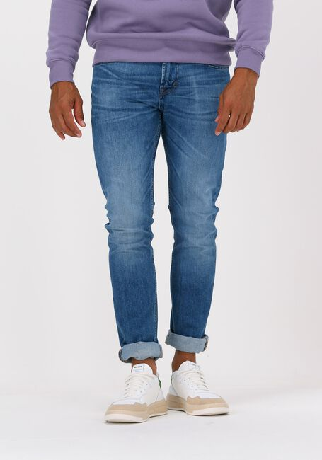 Blauwe 7 FOR ALL MANKIND Slim fit jeans RONNIE SPECIAL EDITION AMERICA - large