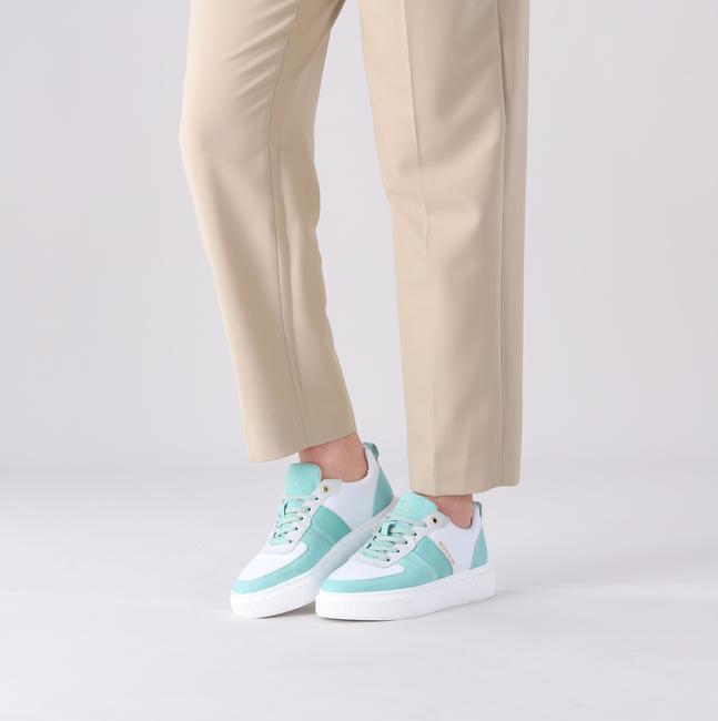 Witte CYCLEUR DE LUXE Lage sneakers LAUREN  - large