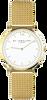 Gouden MY JEWELLERY Horloge WATCH SMALL MESH - small