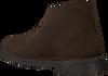 Bruine CLARKS Veterboots DESERT BOOT MEN  - small