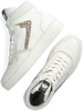 Witte MARUTI Hoge sneaker MONA  - small