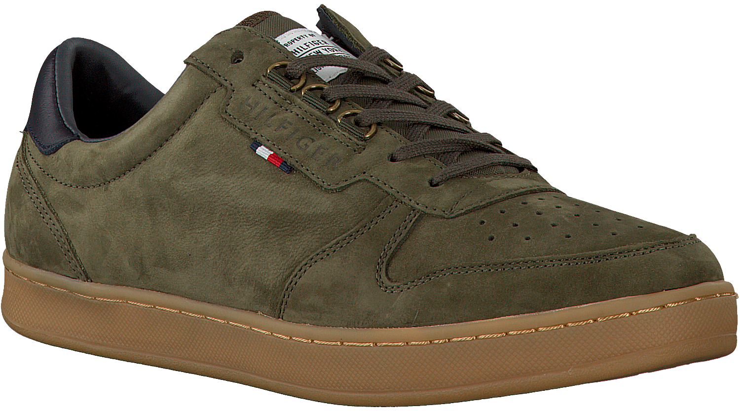 0592555d0e0 Groene TOMMY HILFIGER Sneakers HOXTON 1N - large. Next