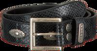 Zwarte SENDRA Riem 1197  - medium