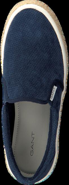 Blauwe GANT Slip-on Sneakers FRESNO 18673389 - large