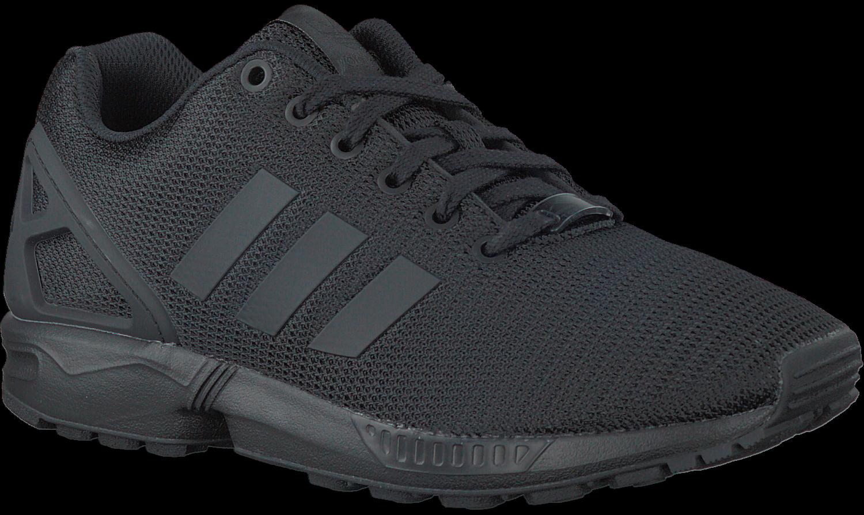 Zwarte ADIDAS Sneakers ZX FLUX HEREN | Omoda