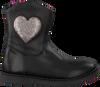 Zwarte SHOESME Lange laarzen SI7W073  - small